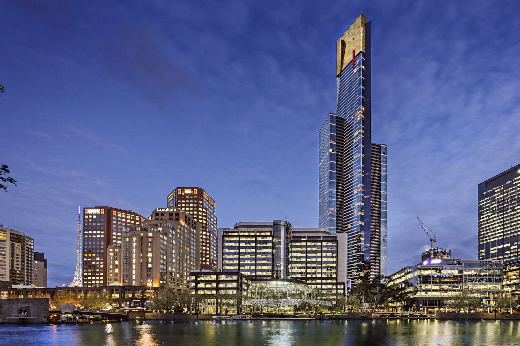 Appartement à vendre en Level 86 7 Riverside Quay, Melbourne, Victoria   , Australie