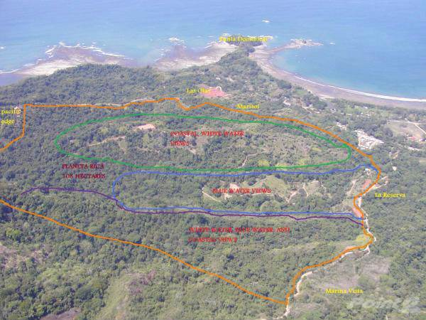 Exploitation agricole à vendre en Best Development Land in Dominical - 266 Acres, Dominical, Puntarenas ,60504  , Costa Rica