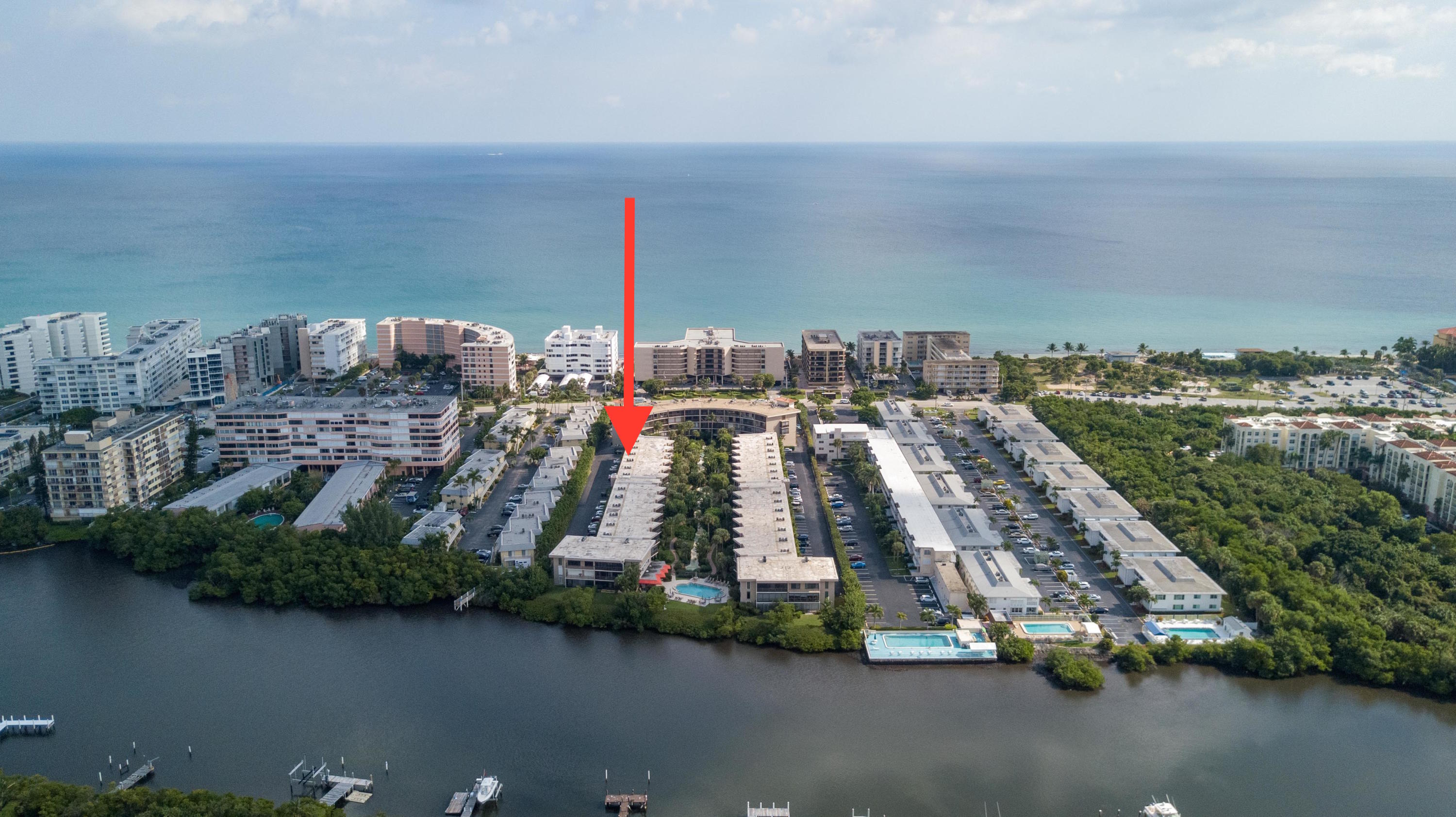 Appartement à vendre en 3605 S Ocean Boulevard 103, South Palm Beach, Floride ,33480  , États-Unis