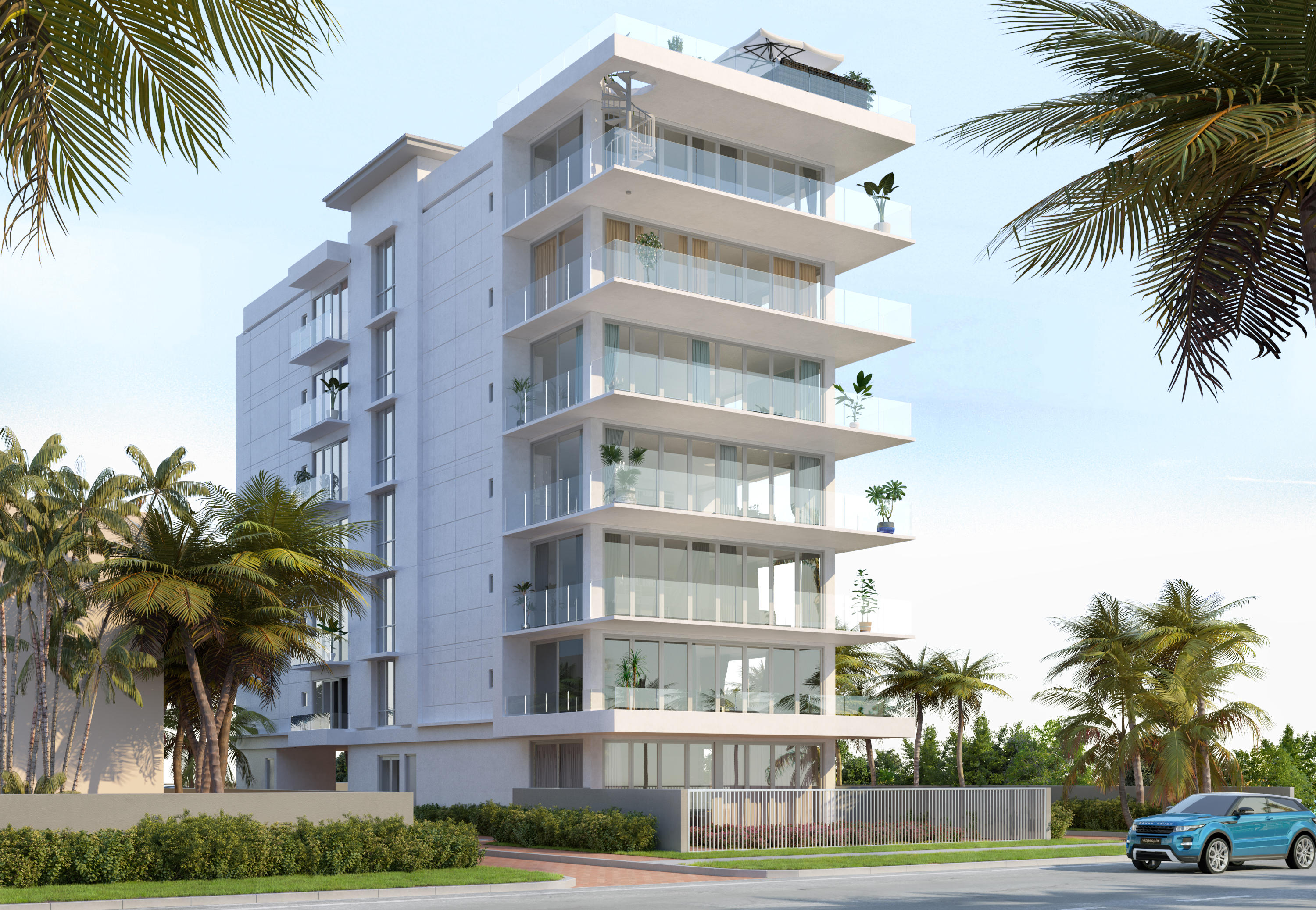 Appartement à vendre en 3611 S Flagler Drive Ph, West Palm Beach, Floride ,33405  , États-Unis