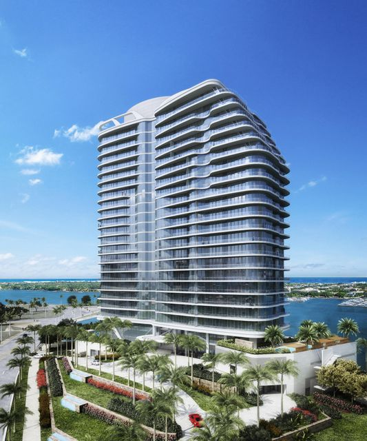 Appartement à vendre en 1100 S Flagler Drive 6a, West Palm Beach, Floride ,33401  , États-Unis