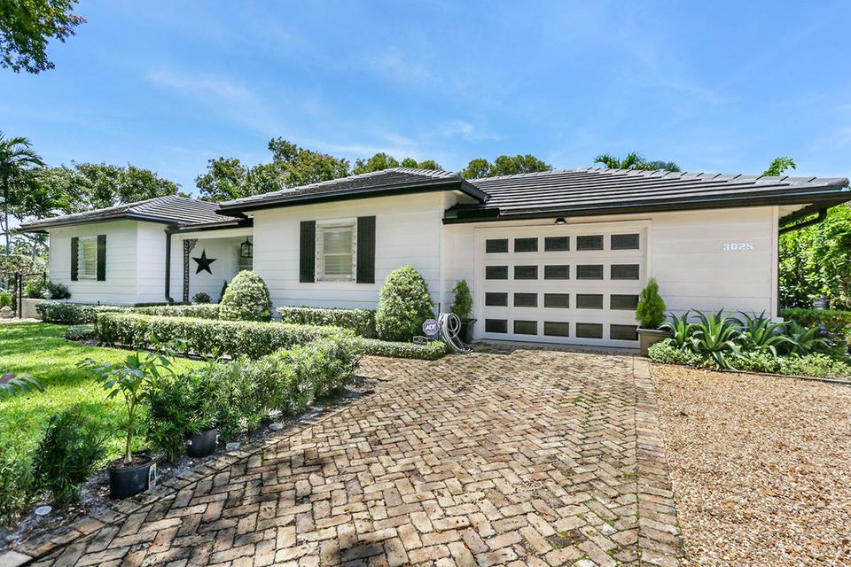 Maison individuelle à vendre en 3025 Vincent Road, West Palm Beach, Floride ,33405  , États-Unis