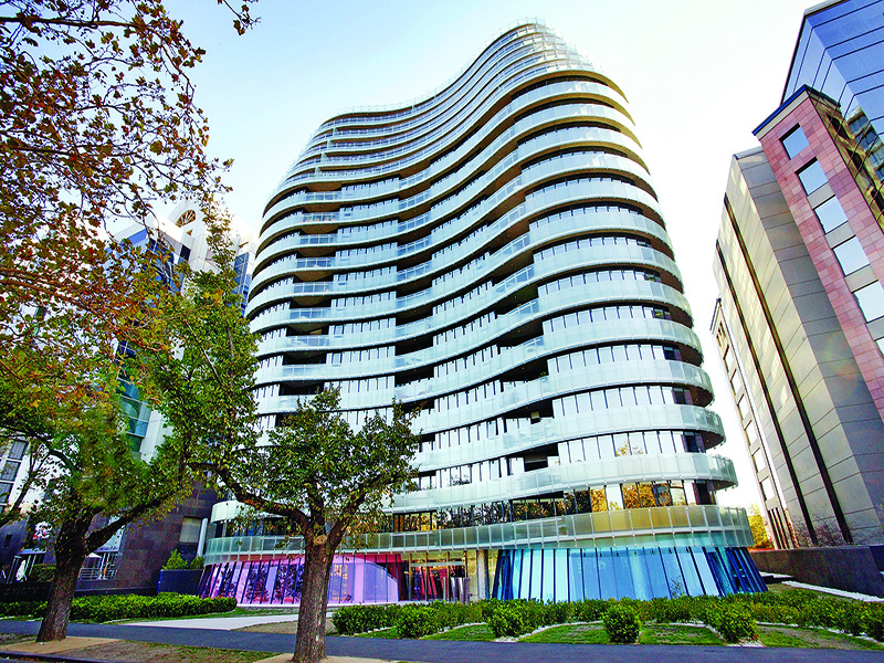 Appartement à vendre en 1903/578 St Kilda Road, Melbourne, VIC ,3004  , Australie