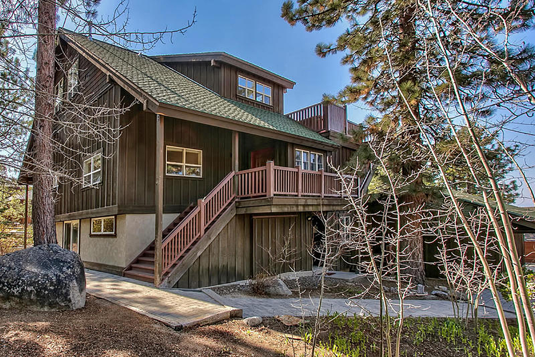Maison individuelle à vendre en 3802 Lucinda Court, South Lake Tahoe, Californie ,96150  , États-Unis