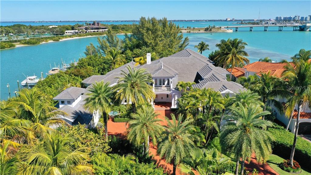 Maison individuelle à vendre en 15 Lighthouse Point DRIVE, Longboat Key, Floride ,34228  , États-Unis